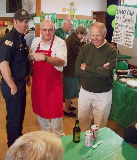 father jack quotes. Father Jack O#39;Neill (center),